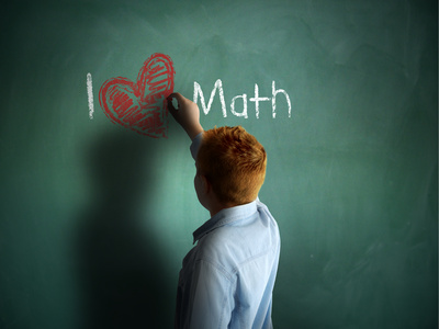 I am not a MATH PERSON! 3 reasons why this isn't true