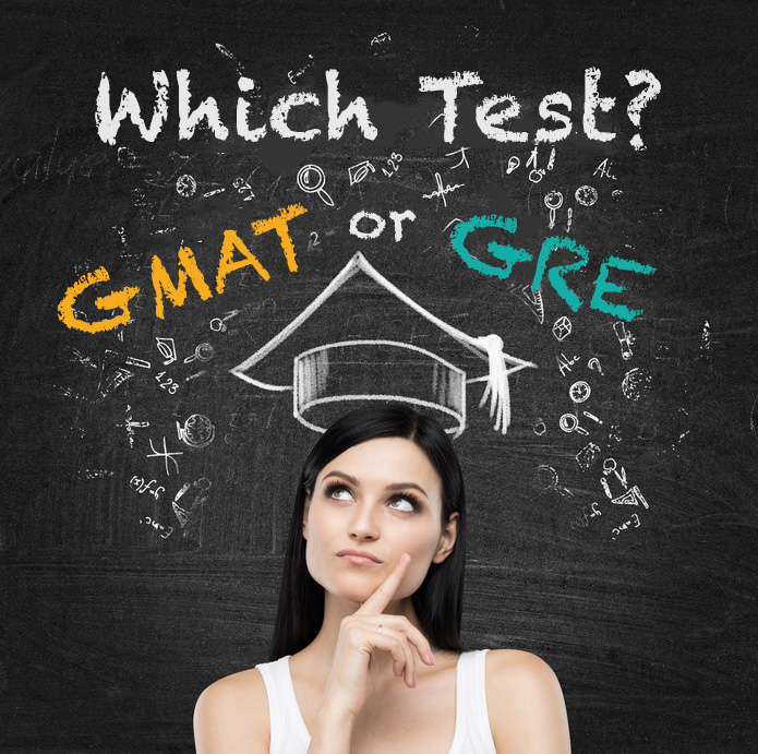 GRE vs GMAT Test - Which test should I take?